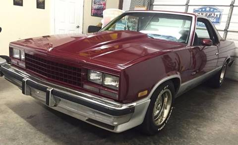 1985 Chevrolet El Camino for sale in Alpharetta, GA