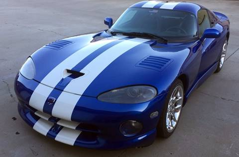 Dodge Viper For Sale >> 1997 Dodge Viper For Sale Carsforsale Com