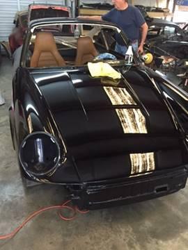 1974 Porsche 911 for sale at Muscle Car Jr. in Alpharetta GA
