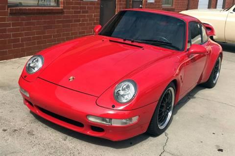 1996 Porsche 911 for sale at Muscle Car Jr. in Alpharetta GA