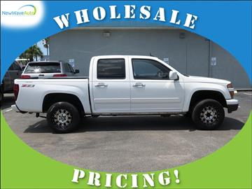 2012 Chevrolet Colorado for sale in Clearwater, FL