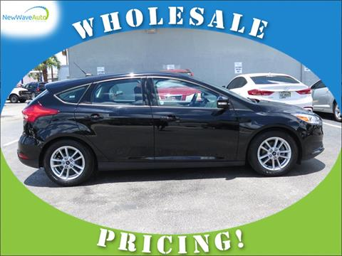 2016 Ford Focus for sale in Clearwater, FL