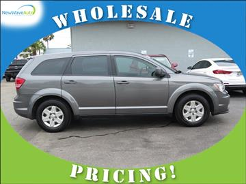2012 Dodge Journey for sale in Clearwater, FL