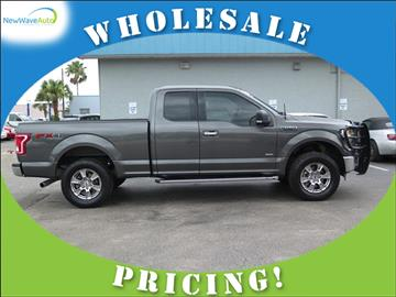 2015 Ford F-150 for sale in Clearwater, FL