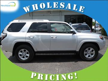 2016 Toyota 4Runner for sale in Clearwater, FL