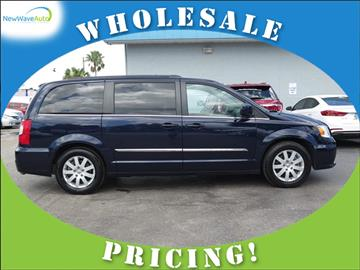 2016 Chrysler Town and Country for sale in Clearwater, FL