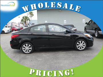 2014 Hyundai Accent for sale in Clearwater, FL