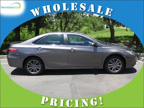 2017 Toyota Camry for sale in Clearwater, FL