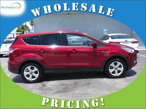 2016 Ford Escape for sale in Clearwater, FL