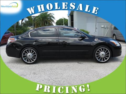 2012 Nissan Altima for sale in Clearwater, FL