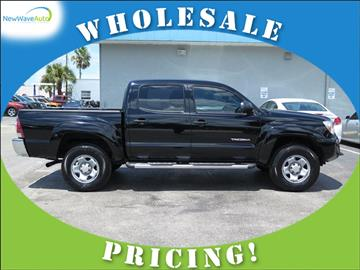 2013 Toyota Tacoma for sale in Clearwater, FL