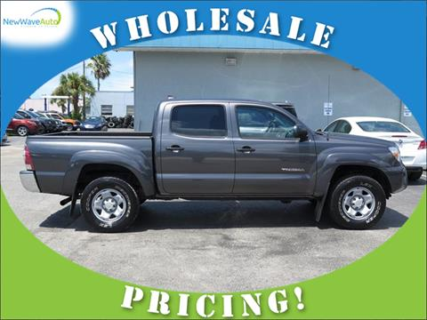 2014 Toyota Tacoma for sale in Clearwater, FL