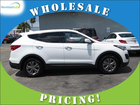 2013 Hyundai Santa Fe Sport for sale in Clearwater, FL