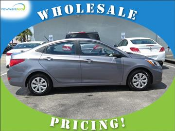 2017 Hyundai Accent for sale in Clearwater, FL
