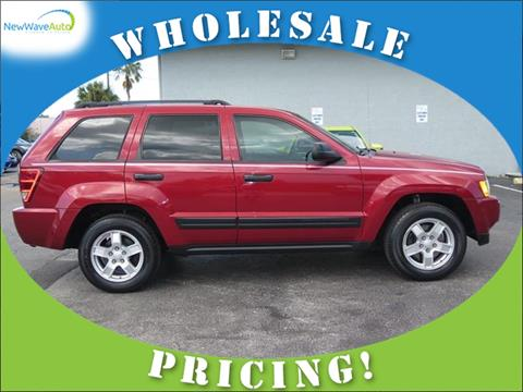 2006 Jeep Grand Cherokee for sale in Clearwater, FL