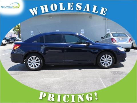 2014 Chrysler 200 for sale in Clearwater, FL