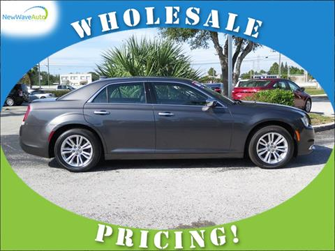 2016 Chrysler 300 for sale in Clearwater, FL