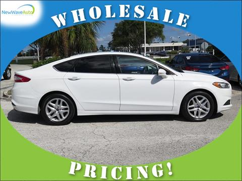 2014 Ford Fusion for sale in Clearwater, FL