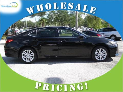 2014 Lexus ES 350 for sale in Clearwater, FL
