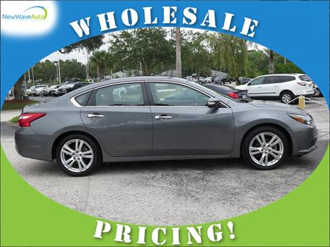 2017 Nissan Altima for sale in Clearwater, FL