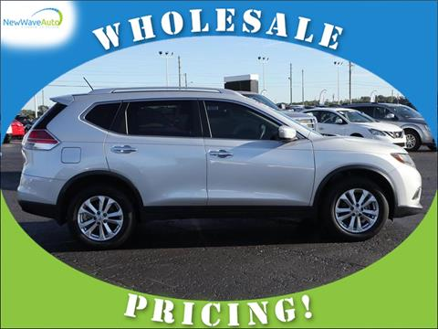 2015 Nissan Rogue for sale in Clearwater, FL