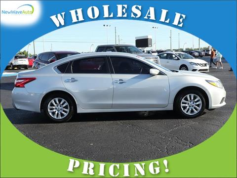 2016 Nissan Altima for sale in Clearwater, FL