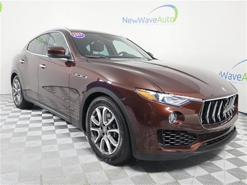 2017 Maserati Levante for sale in Clearwater, FL