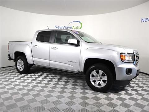 2018 GMC Canyon for sale in Clearwater, FL
