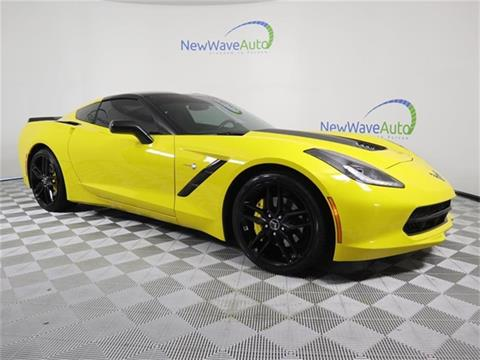 2015 Chevrolet Corvette for sale in Clearwater, FL