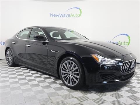 2018 Maserati Ghibli for sale in Clearwater, FL