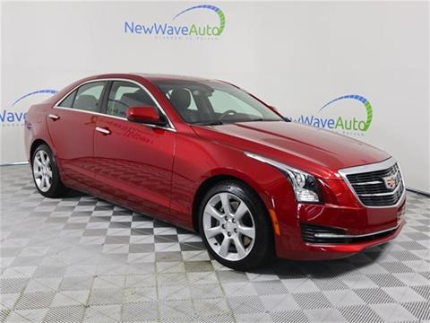 2016 Cadillac ATS for sale in Clearwater, FL