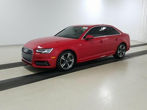 2017 Audi A4 for sale in Clearwater, FL
