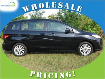 2015 Mazda MAZDA5 for sale in Clearwater, FL