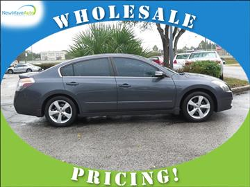 2007 Nissan Altima for sale in Clearwater, FL