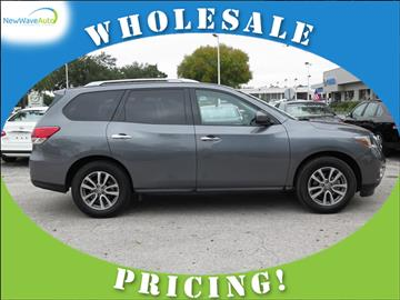 2016 Nissan Pathfinder for sale in Clearwater, FL