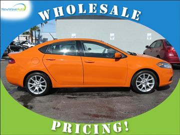 2013 Dodge Dart for sale in Clearwater, FL