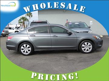 2008 Honda Accord for sale in Clearwater, FL