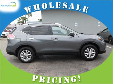 2016 Nissan Rogue for sale in Clearwater, FL