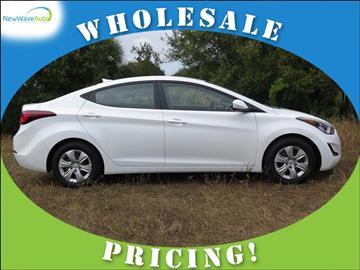 2016 Hyundai Elantra for sale in Clearwater, FL