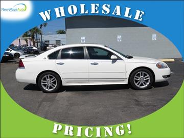 2009 Chevrolet Impala for sale in Clearwater, FL