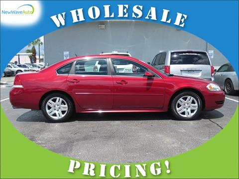 2015 Chevrolet Impala Limited for sale in Clearwater, FL