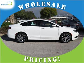 2015 Chrysler 200 for sale in Clearwater, FL