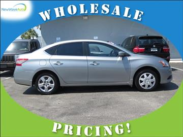 2014 Nissan Sentra for sale in Clearwater, FL