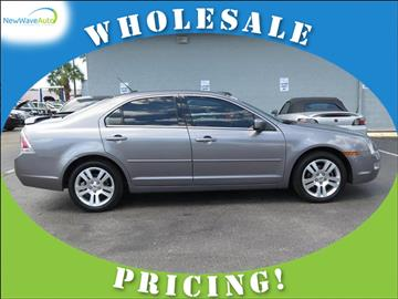 2007 Ford Fusion for sale in Clearwater, FL