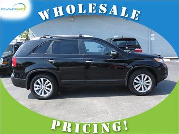 2011 Kia Sorento for sale in Clearwater, FL