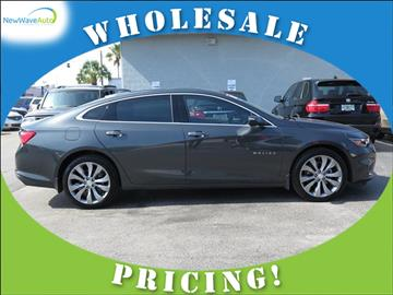 2016 Chevrolet Malibu for sale in Clearwater, FL