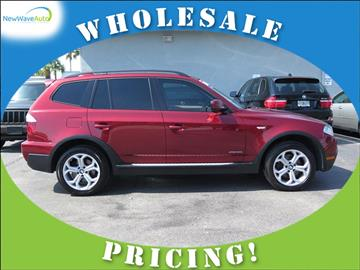 2010 BMW X3 for sale in Clearwater, FL
