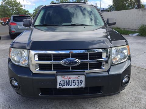 2008 Ford Escape Hybrid For Sale In Campbell Ca