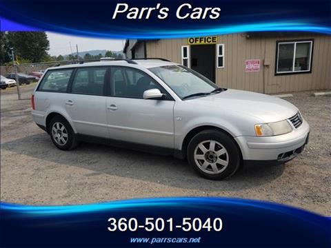 2000 Volkswagen Passat for sale in Longview, WA