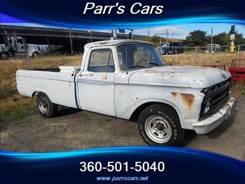 1965 Ford F-250 for sale in Longview, WA